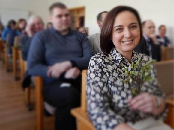 S. Tamašauskienė -Tėvynės sąjungos-Lietuvos krikščionių demokratų kandidatė į Šilutės rajono savivaldybės merus 2019 m. rinkimuose.
