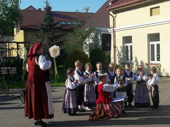 Švėkšnos tradicinių amatų centro nuotr.