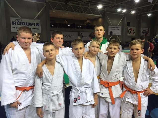 Turnyre Prienuose dalyvavo iš viso 8 šilutiškiai. (R. Lukošiaus nuotr.)