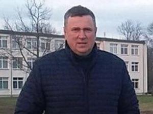 A. Martinkus - naujasis Šilutės socialdemokratų kandidatas į merus. (www.sveksnosnaujienos.lt nuotr.)