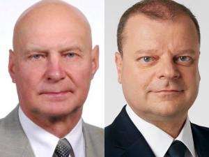 LR Seimo narys A. S. Nausėda kraštiečius kviečia palaikyti kandidatą į Prezidentus Saulių Skvernelį, nes reikia šalies vadovo, kuris mato ir girdi visus Lietuvos žmones.