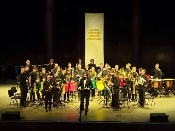 Orkestro 'Pamarys' nuotr.