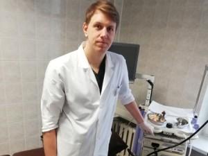 P. Vaitiekūnas, Šilutės ligoninės abdominalinės chirurgijos gydytojas. (www.silutesligonine.lt nuotr.)