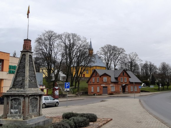 Šilutės Hugo Šojaus muziejaus Žemaičių Naumiesčio filialo nuotr.