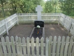 K. Lekšo kapas.