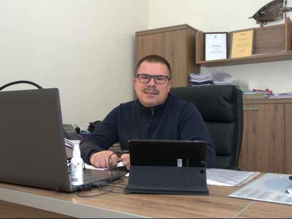 A. Jagminas, UAB 'Šilutės polderiai' vadovas, Seimo rinkimuose kviečia balsuoti už A. S. Nausėdą.