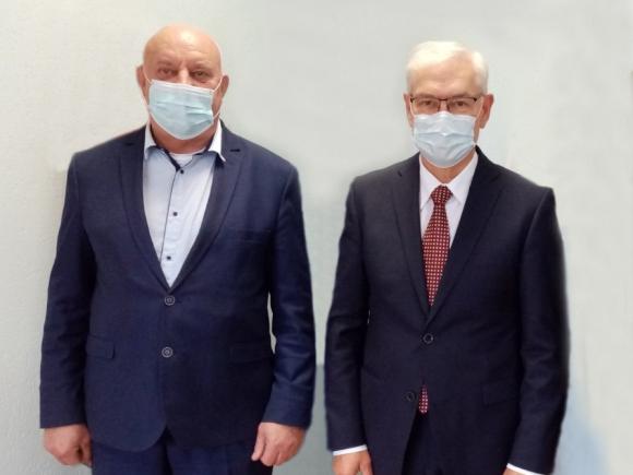 Šilutės socialdemokratai remia Z. Balčytį.