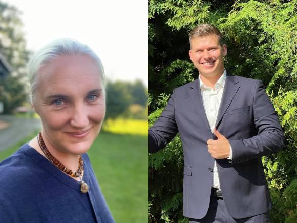 D. Plikšnienė ir Ž. Kurlianskas.